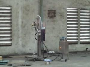 Stand alone machinery